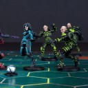 Dreadball Season 3 Shan-meeg Starhawks Asterian Team 2