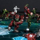 Dreadball Season 3 Shan-meeg Starhawks Asterian Team 3