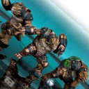 Dreadball Season 3 Ukomo Avalanchers Teraton Team 1
