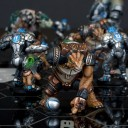 Dreadball Season 3 Ukomo Avalanchers Teraton Team 2