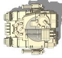 Miniature Scenery Radpanzer 4