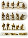 Perry Miniatures Afrikakorps Zusammengebaut