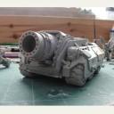 Puppets War Taurus Panzer