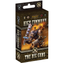 WARMACHINE High Command The Big Guns Expansion Set