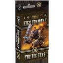 WARMACHINE High Command The Big Guns Expansion Set