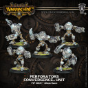 Warmachine Cyriss Perforators