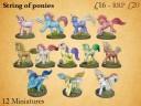 Pewter Ponies Kickstarter 1