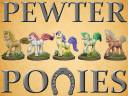 Pewter Ponies Kickstarter Banner
