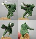 Gaul Plaqué Green