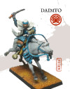 Kensei Sohei Mounted Daimyo
