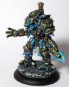 Heavy Combat Biomech for the Dark Mariners 1