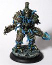 Heavy Combat Biomech for the Dark Mariners 2