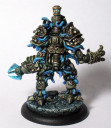Heavy Combat Biomech for the Dark Mariners 3