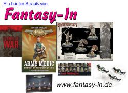 Angebot der Woche bunter STrauss Fantasy-In