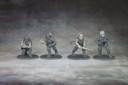 Bolt Action - Blitzkrieg Infantry + Pioniers