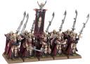 Warhammer Fantasy Henker von Har Ganeth Schwarze Garde von Naggarond
