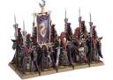 Warhammer Fantasy Henker von Har Ganeth Schwarze Garde von Naggarond 2