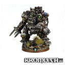 Orc Juggernaut with Heavy Flamer 2
