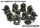 Orc Schmeisser Greatcoat Squad