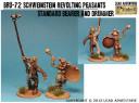 Revolting Peasants Musician and Standard Bearer (2)