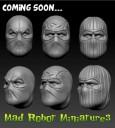 Mad Robot Balaclava Heads