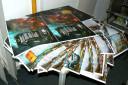 Warzone Buch Prints 2