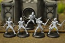 Warzone Mirrormen of Cybertronic