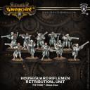 Scyrah Houseguard Riflemen