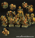 Dwarves Ducal Guard 12 miniatures 1