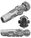 Falx Class Battleship