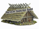 Stronghold Terrain Dark Ages Barn