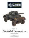 Daimler Mk 1 Armoured Car 2