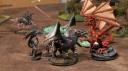 Drake Armeen Kampf Drachen