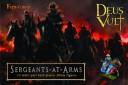 Deus Vult Mounted Sergeants 1