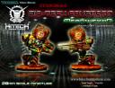 HiTech Miniatures Megatherion Voivod 2