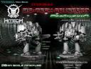 HiTech Miniatures Megatherion Voivod 3