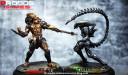Alien vs Predator Bemalte Modelle 2