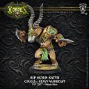 Hordes Rip Horn Satyr
