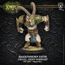 Hordes Shadowhorn Satyr