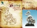Spellcrow Indiegogo Dyniaq knight