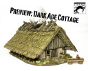 Stronghold Terrain Dark Age Cottage 1
