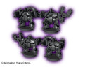 6mm Scale Armies - Wave 2 Cybershadows Cyborgs