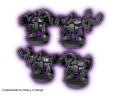 6mm Scale Armies - Wave 2 Cybershadows Cyborgs