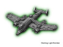 6mm Scale Armies - Wave 2 Light Bomber