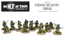 Warlord Games - French Infantry Squad