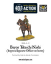 Bolt Action Baron Takeichi Nishi 1