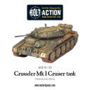 Bolt Action Crusader MK I II tank 2