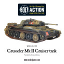 Bolt Action Crusader MK I II tank 3