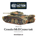 Bolt Action Crusader MK I II tank 4