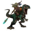 Shadow Sea Malcar Longtooth - Draconid Legion
